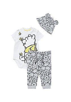 Disney Winnie The Pooh 3 Piece Set Multi Disney Baby