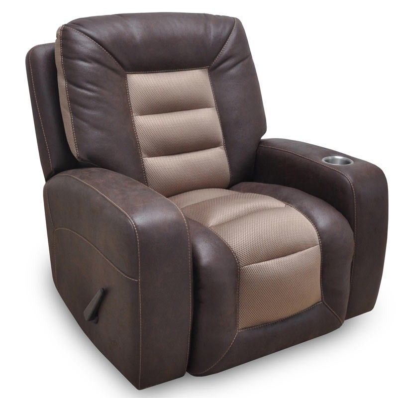 Fine Franklin Furniture Branson Faux Leather Rocker Recliner In Ncnpc Chair Design For Home Ncnpcorg