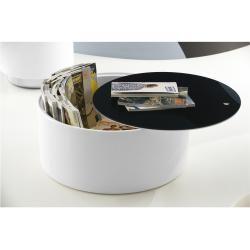 Photo of Tischplatte für Wow 470 Hocker – lila / weiß PedraliPedrali