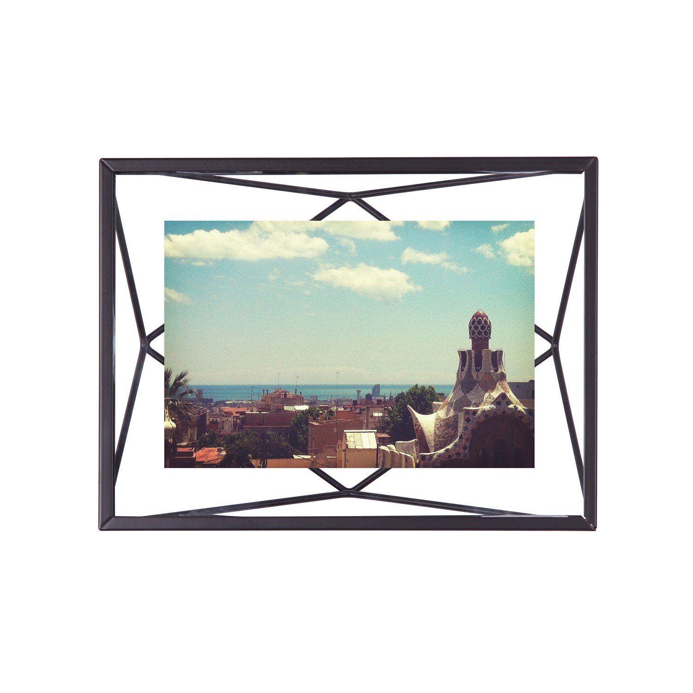 PRISMA FRAME 4 X 6 BLACK | Frames & Display Boxes | Pinterest