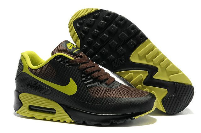 new product 7e23f fa15d Men AIR MAX 90 Hyperfuse M019 Black Yellow  NIKE MODEL 00465  - € 76.99   Discount Shoes Online