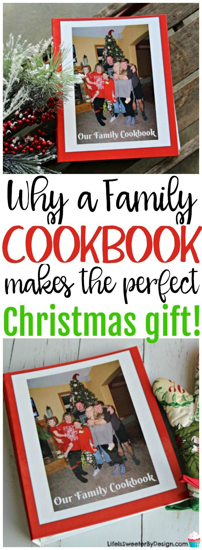 Why a family cookbook makes the perfect Christmas gift this year. It ...