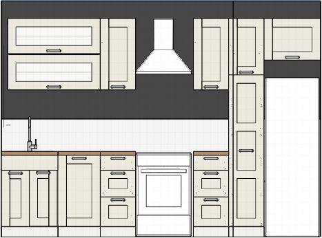 One Wall Kitchen One Wall Kitchen Kitchen Layout Plans Condo