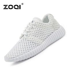 Zoqi Summer Woman S Fashion Sneakers Sport Casual Breathable