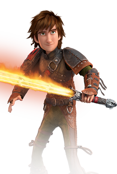 how to train your dragon fire village