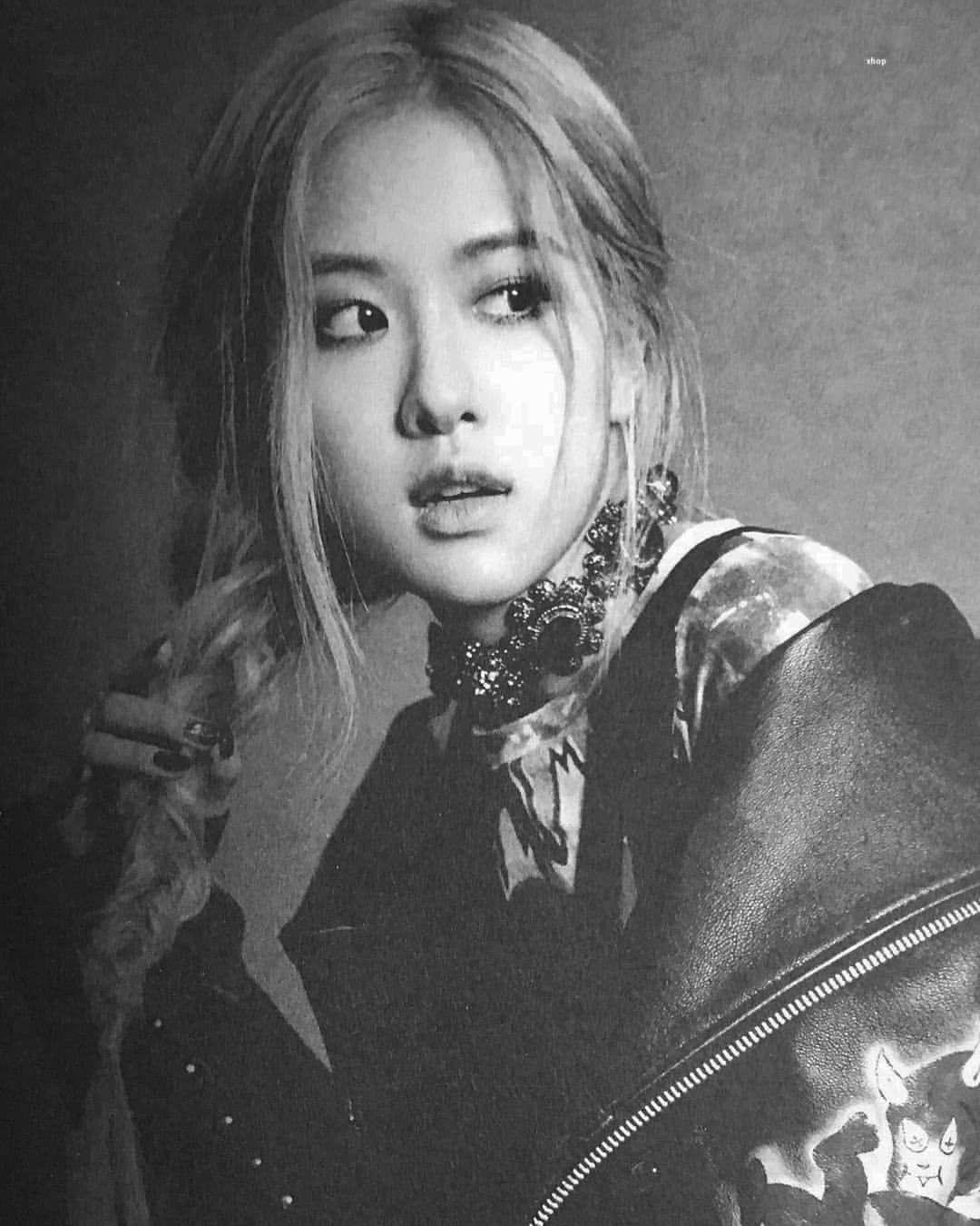 Rose Photobook Of Blackpink S New Mini Album Kill This Love