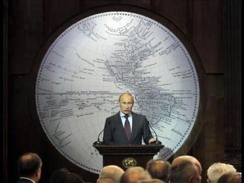 VLADIMIR PUTIN dice saber cuando acabara el mundo, la mejor rueda de pre...