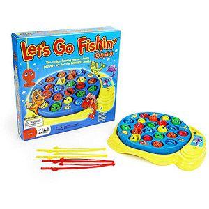 Pressman Let S Go Fishin Game 10 For Lexi Games I Love Fun Board Games Games For Kids Board Games For Kids