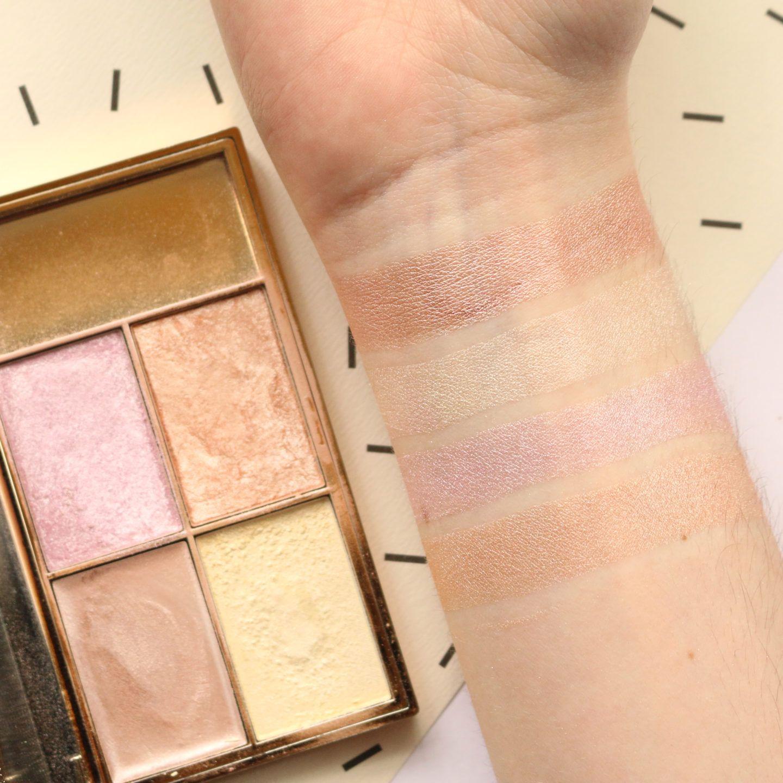 Testing Drugstore Highlighters: Sleek Makeup