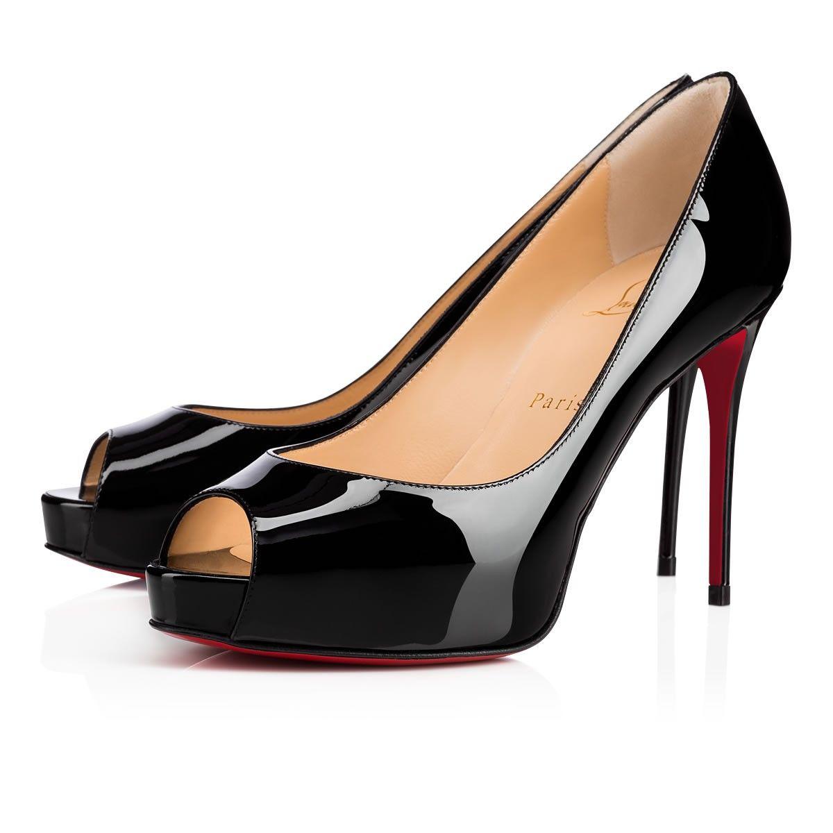 e2255e7964b Christian Louboutin New Very Prive | Lets play dress up | Shoes ...