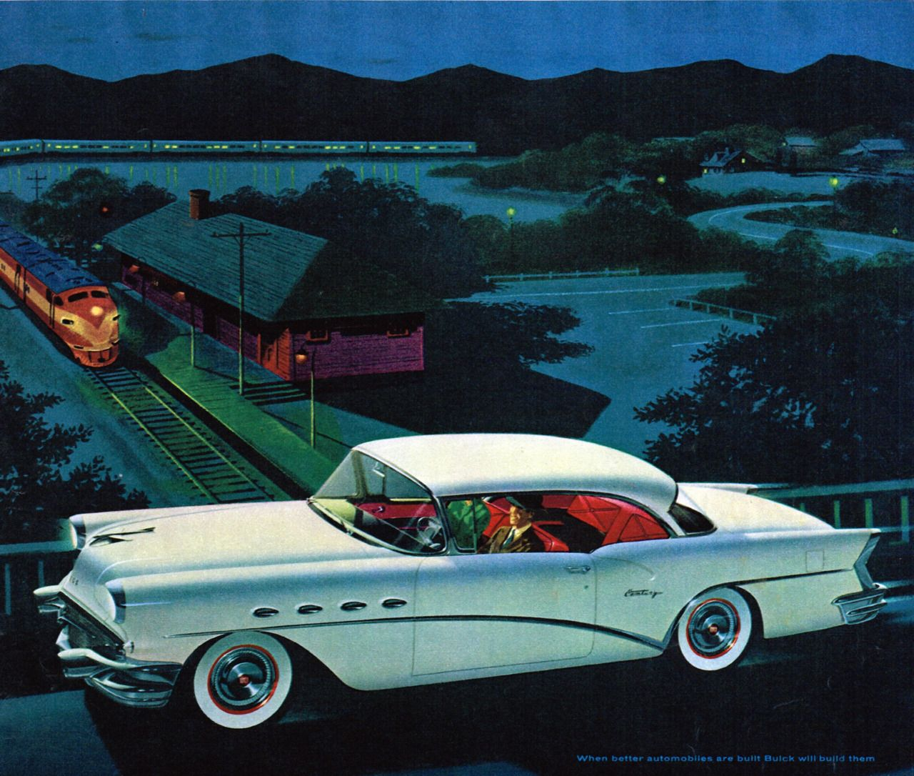 1956 Buick - A classic