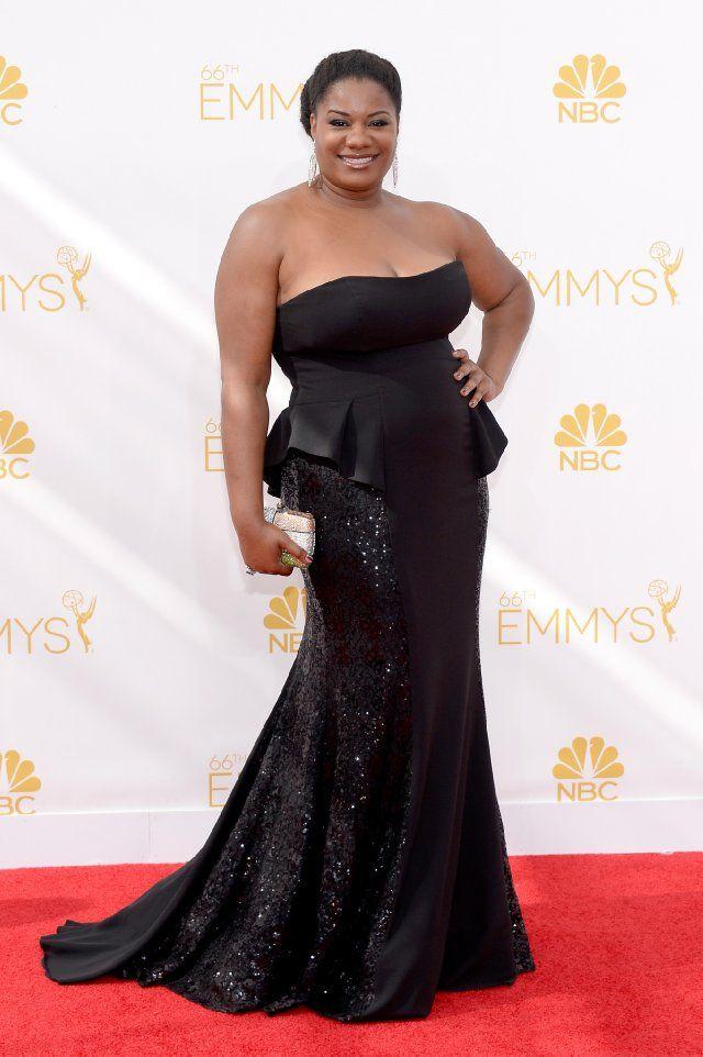 Adrienne C Moore Emmys 2014 Pinterest
