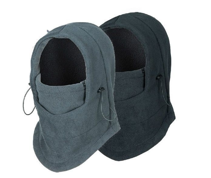 Winter Thermal Outdoor Fleece Windproof Face Mask Hat  302514548a0