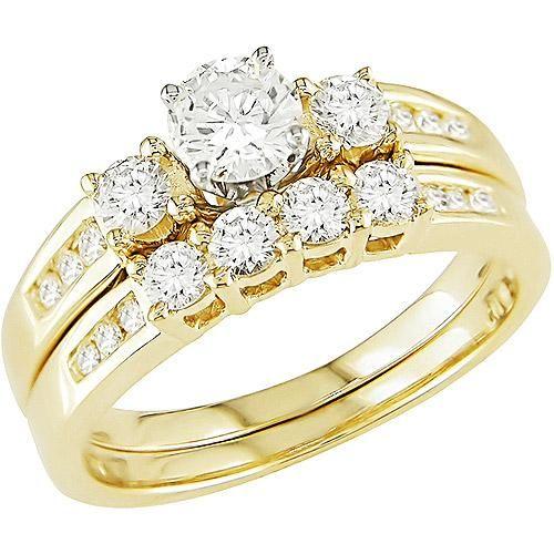 Diamond Rings For Sale Walmart: Diamond Engagement Rings At Walmart 14