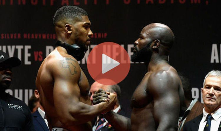Boxingtechnology Joshua Vs Takam Live Stream How To Watch Boxing Tonight Live Online Anthony Joshua Vs Anthony Joshua Boxing Tonight