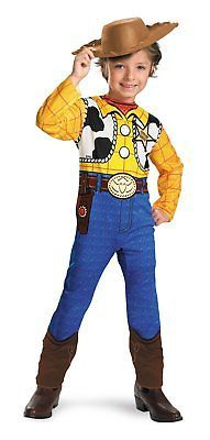Boys 80913  Disney Toy Story - Woody Classic Toddler Child Costume -  BUY IT c2ff64e40fd