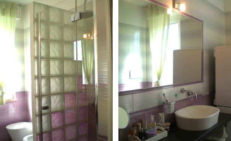 Bagno Vetromattone ~ Sineddoche grafica per il mio bagno. insolito luogo di chiacchere