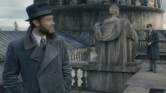 6 Things We Actually Cared About In The Crimes Of Grindelwald