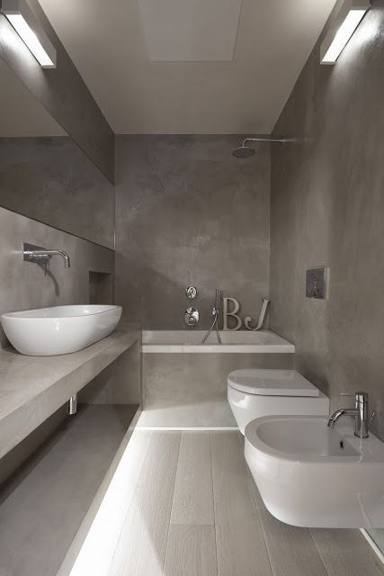 Trends Moderne Badezimmer Bilder