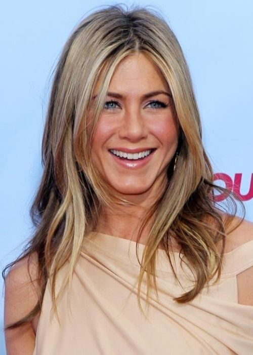 Top 50 Hairstyles For Heart Shaped Faces Herinterest Com Part 5 Hair Styles Heart Face Shape Jennifer Aniston Hair Color