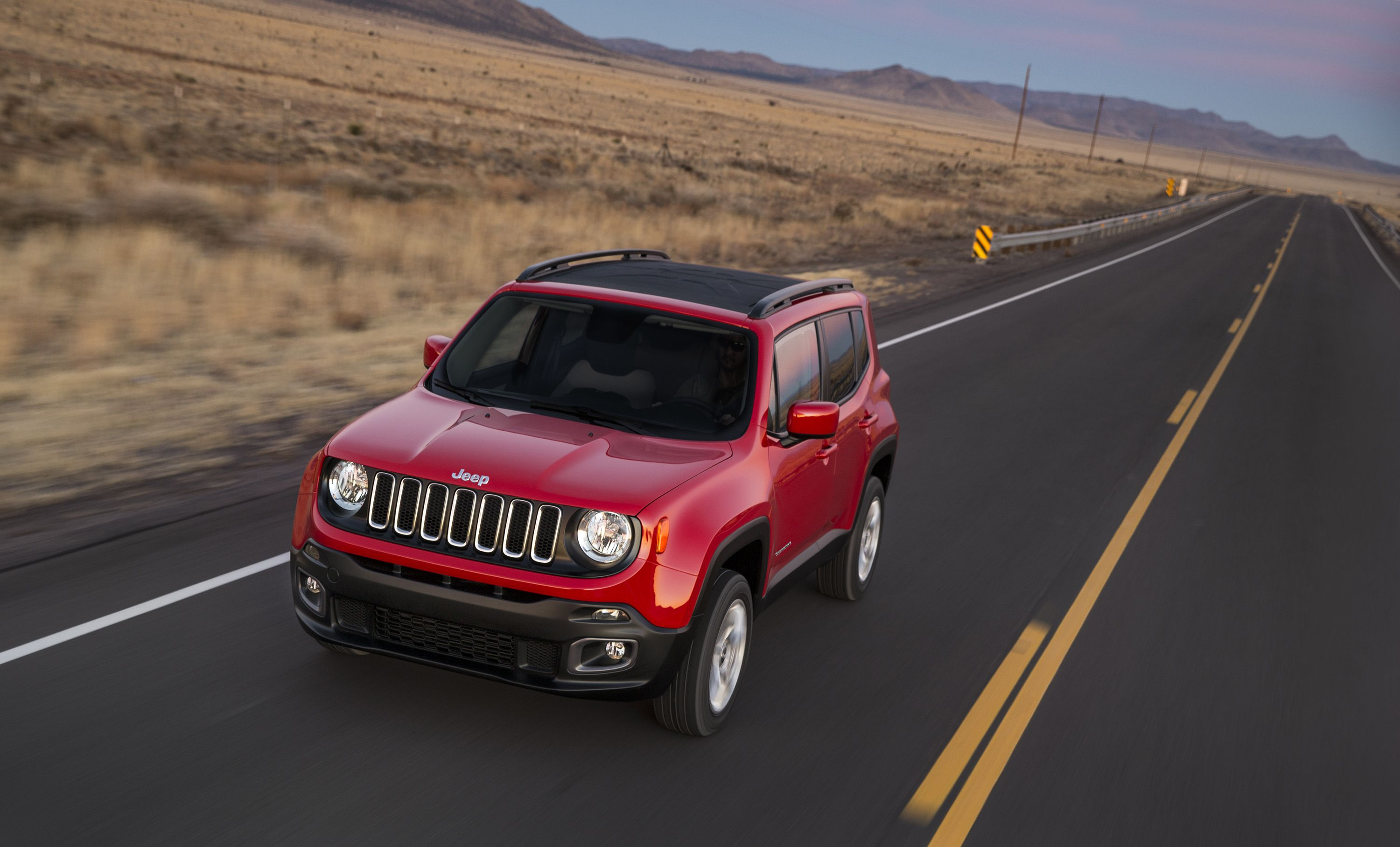 Think The Jeep Renegade Is Small There Could Be An Even Smaller