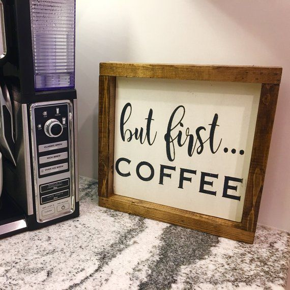 Photo of But first… COFFEE
