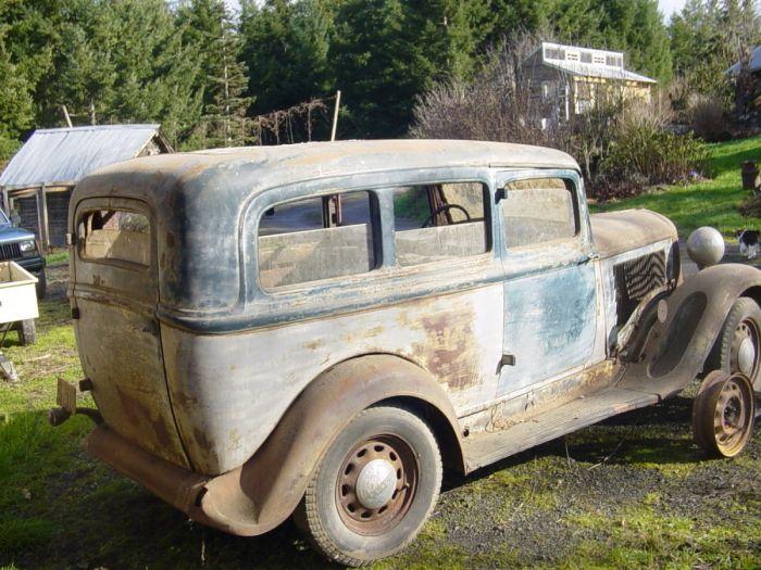 1935 Dodge Model KC