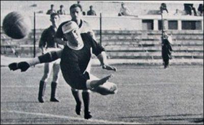 Semifinal,Sherer scores 2nd goal,Czechoslovakia vs Yugoslavia 3-1 ...