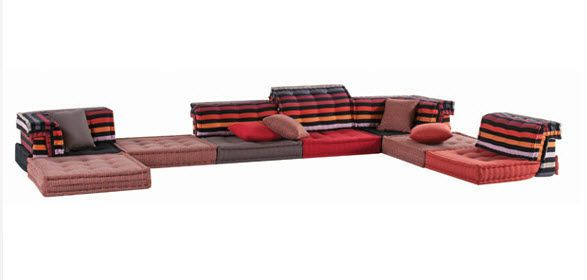 roche bobois mah jong sofa expensive furniture. Black Bedroom Furniture Sets. Home Design Ideas