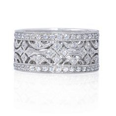 diamond wedding rings for her google search - Wedding Ring Bands For Her
