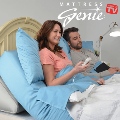 Mattress Genie Adjustable Bed Wedge System (With images