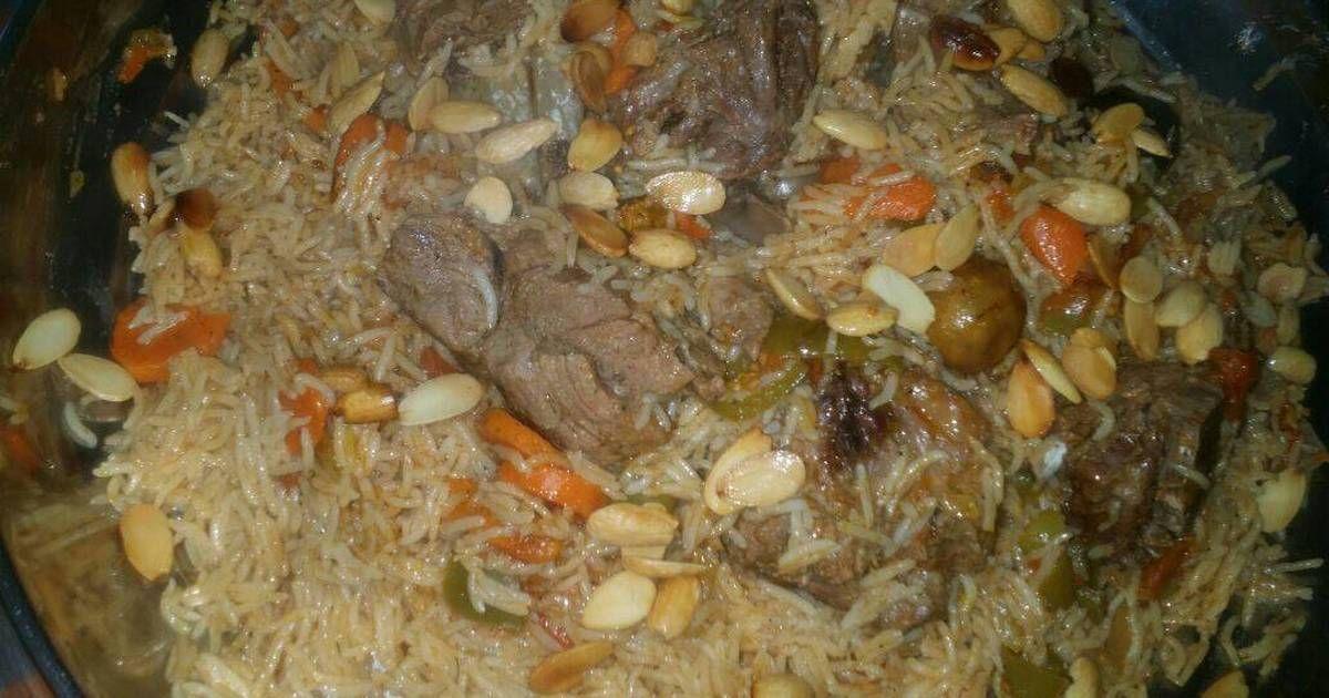كبسه باللحمه بالصور من ام طارق Recipe Recipes Food Rice Recipes