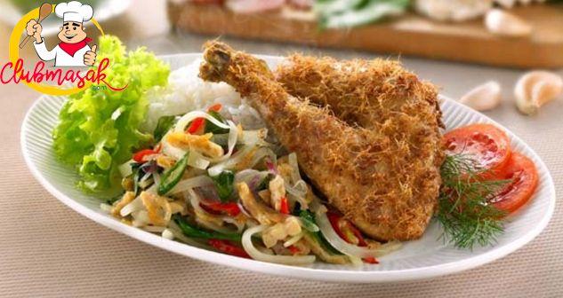 Resep Ayam Goreng Kecombrang Resep Jamuan Club Masak Resep Ayam Ayam Goreng Masakan Indonesia
