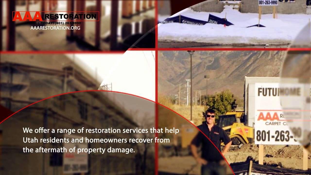 Aaa restoration utahs leading provider of home