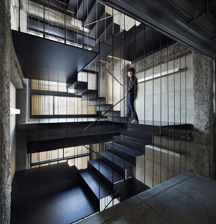 Durch die Nacht - Vertikale Bar in Kyoto von Florian Busch ...