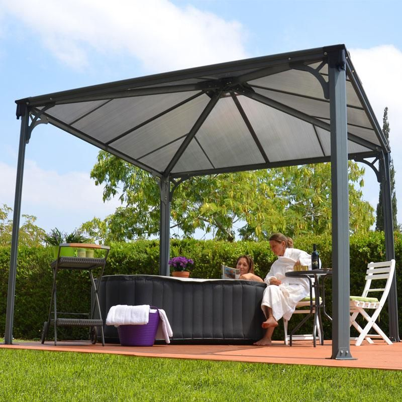 emejing kiosque et tonnelle de jardin gallery amazing. Black Bedroom Furniture Sets. Home Design Ideas