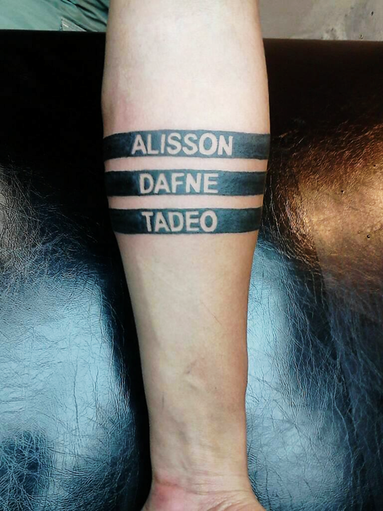 Want This Tat Band Tattoo Arm Band Tattoo Forearm Band Tattoos