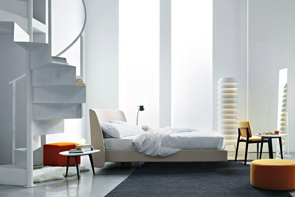 Cassettiera 3 cassetti l80xp38xh77cm bianco arredamento casa camera lc7823o. Lema Bed Design Modern Bedroom Furniture Interior Design