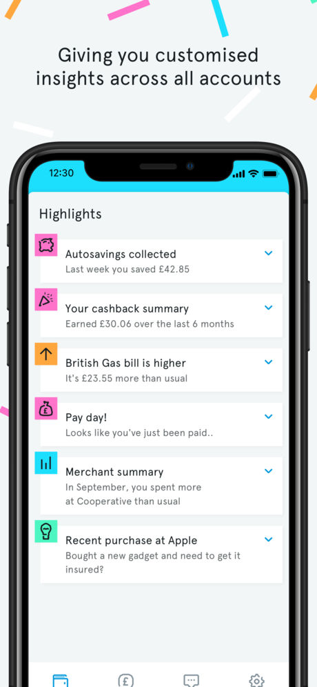 ‎Tandem Money on the App Store Gas bill, App