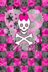 Girly skull wallpaper skulls wallpaper pinterest skull girly skull wallpaper voltagebd Gallery