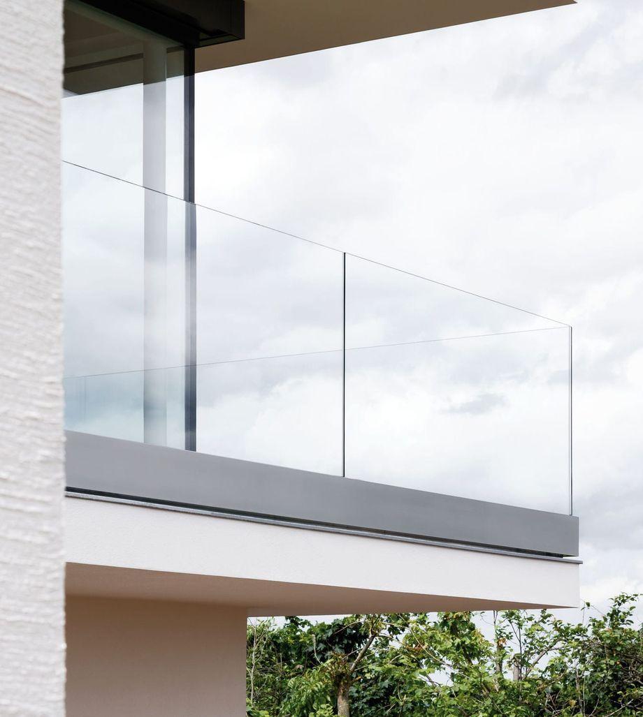 Altezza Dei Parapetti 50 incredible glass railing design for balcony fence in 2020