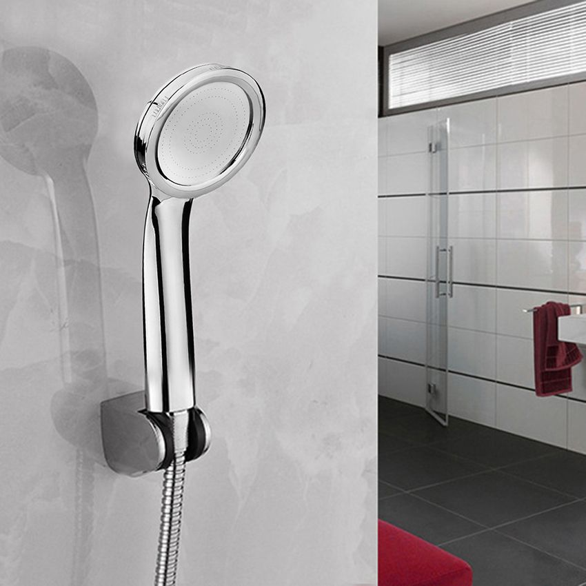 High Quality Bathroom Accessories Silica Gel Holes Shower Head Water ...
