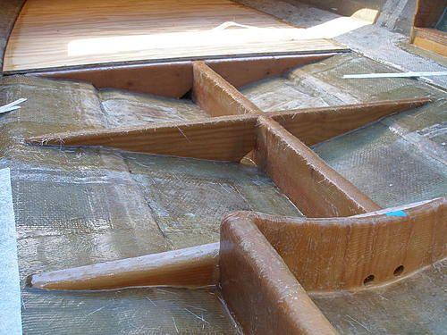 Composite Boat Stringers : Stringer replacement dorsett pinterest boating