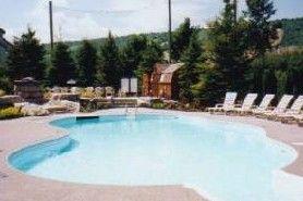 Swimming Pool at Sierra lane