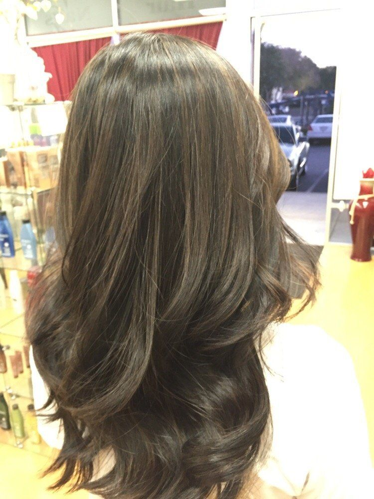 Z Salon - Santa Clara, CA, United States. This client has years of ...