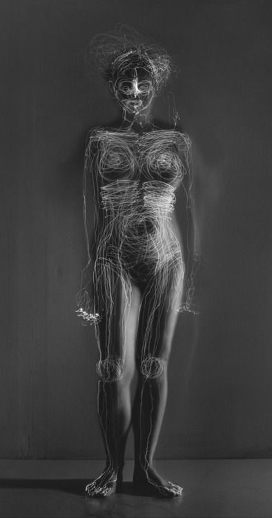 ghost in the machine - Veineuses by Laurence Demaison