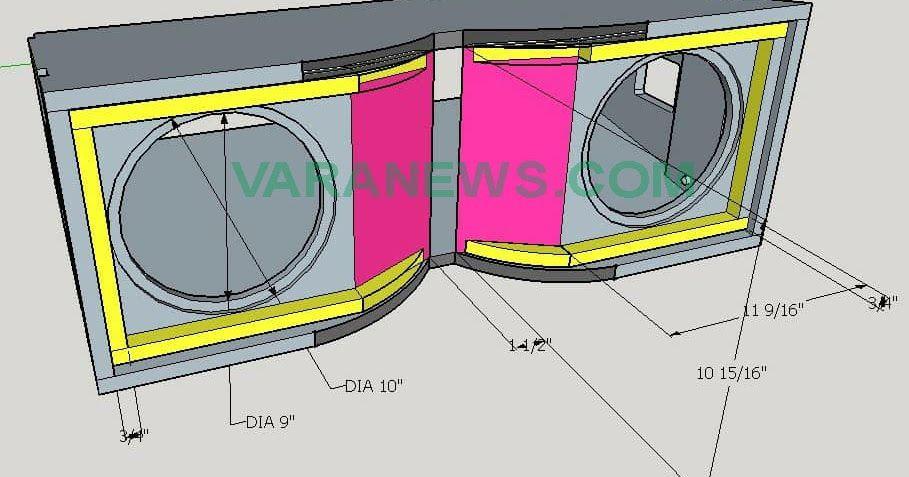 Skema Box Speaker Lapangan Dan Elektronik Terlengkap Speaker Pengeras Suara Desain