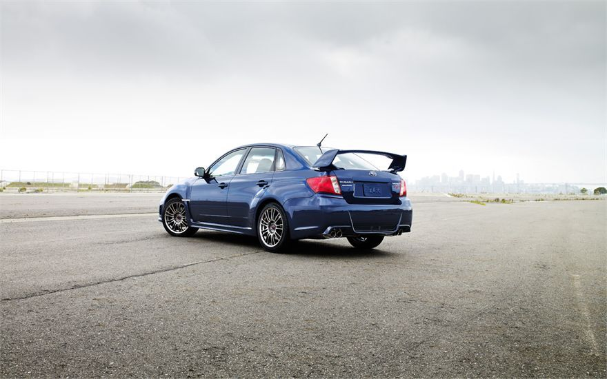 """Check out the image titled """"2014 Impreza WRX"""" from Subaru"""