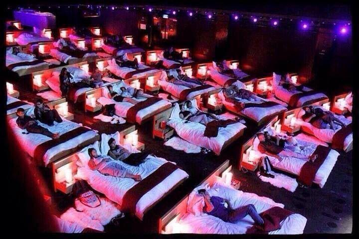 Wanna Visit that Theatre  *_* :-*