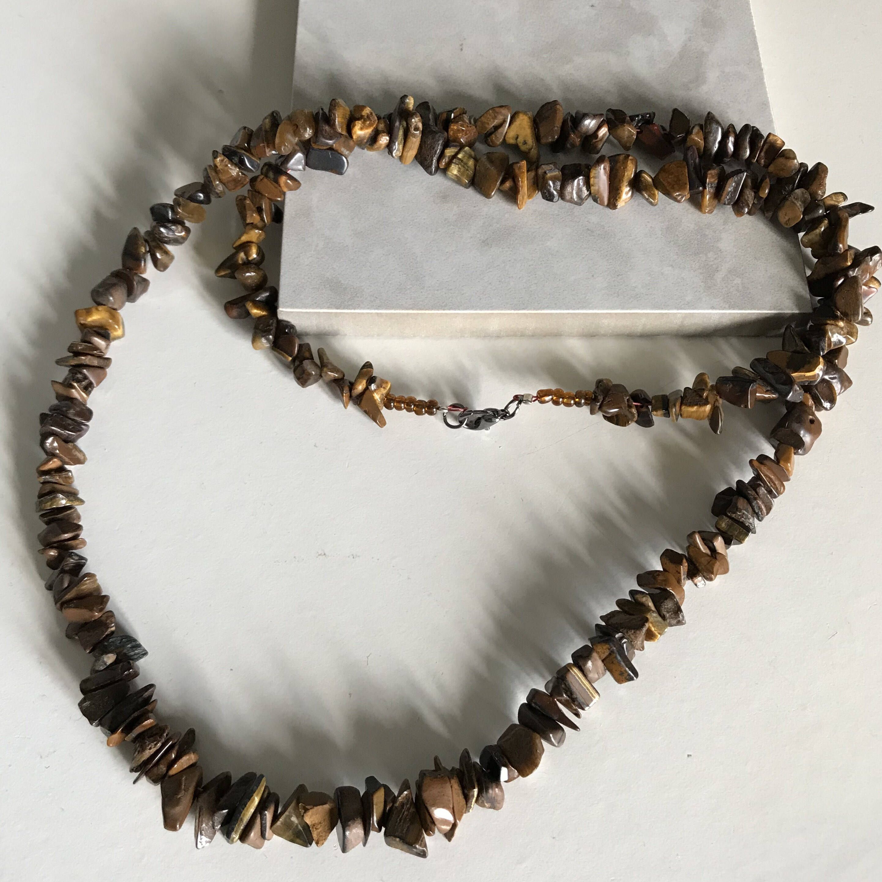A stone of protection, Tiger Eye may also bring good luck